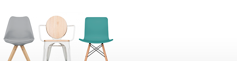Eames Inspired Sillas