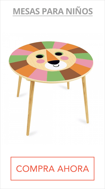 Kids Little Table Banner -ES