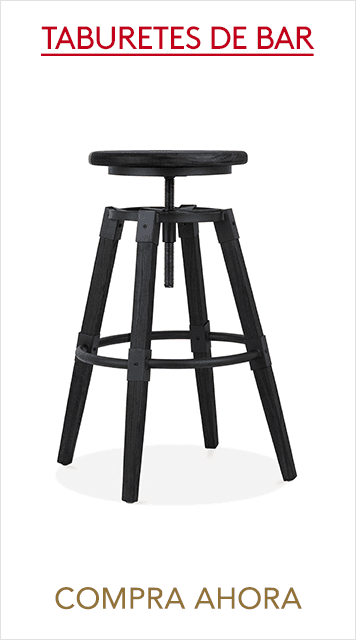 Low Bar Stool