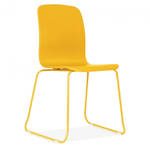 Cult Living Silla Vida de Cult Living en amarillo