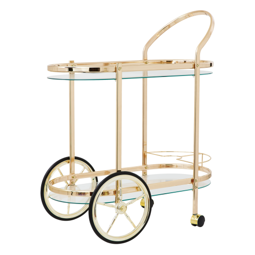 Rice Cocktail Cart - Oro