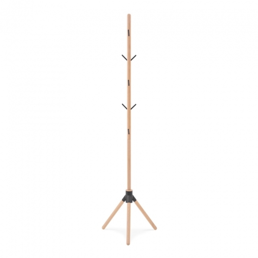 Cult Living Trinity Hat and Coat Stand - Natural