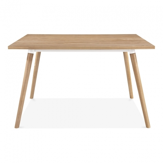 Cult Living Helsinki Rectangle Dining Table, Natural