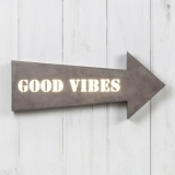 Lightbox Flecha - Good Vibes