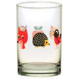 Ingela P Arrhenius Animals Drinking Glass