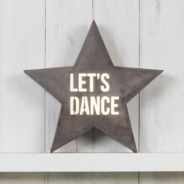 Lightbox Mini Estrella - Let's Dance