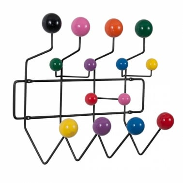 Hang It All - Negro con bolas multicolor