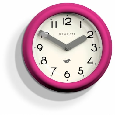 Reloj de pared Pantry - Rosa