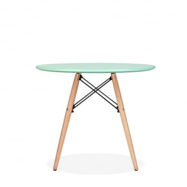 DSW Kids Round Dining Table, Peppermint  60cm
