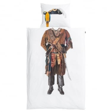 Shnurk Pirate Duvet Set