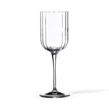 Set of 6 Bach White Wine Glasses 28cl