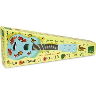 Mini Guitarra - Azul