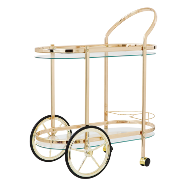 Cocktail Cart - Oro
