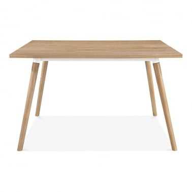 Helsinki Rectangle Dining Table, Natural 160cm