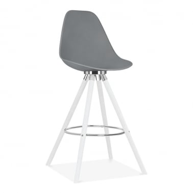 Taburete de Bar Moda CD2 - Gris 74cm