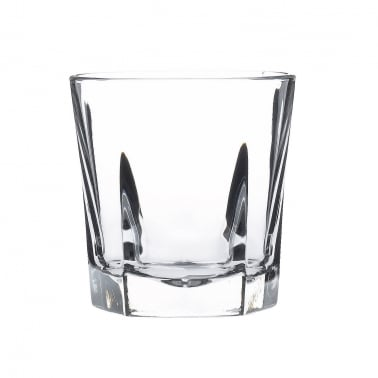 Vaso de Vidrio Old-fashioned Inverness Rocks de 36cl