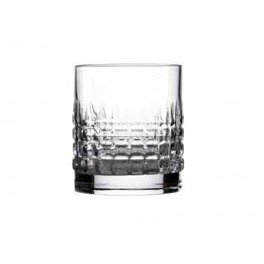 Vaso Doble Old Fashioned Charme, Cristal 38cl